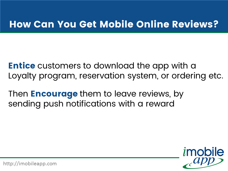 86% of people will hesitate to  purchase from a business that has negative online reviews.