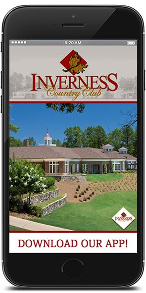 The Official Mobile App for Inverness Country Club