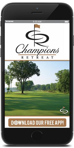 The Official Mobile App for Champions Retreat