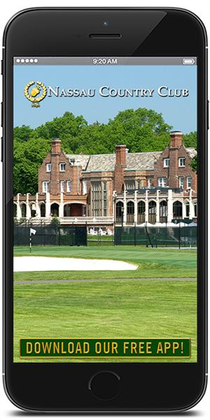 The Official Mobile App for Nassau Country Club