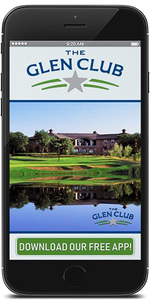 The Official Mobile App for The Glen Club