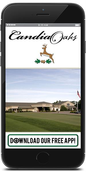 The Official Mobile App for the CandiaOaks Golf Links
