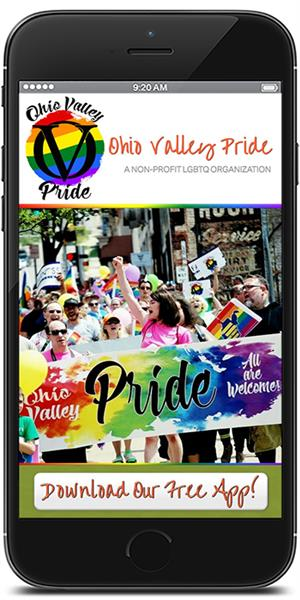 The Official Mobile App for Ohio Valley Pride