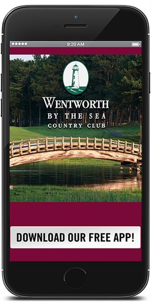 The Official Mobile App for the Wentworth By The Sea Country Club Staff