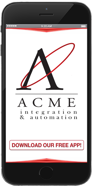 Stay in touch with ACME Integration & Automation using their mobile application available for both Apple and Android