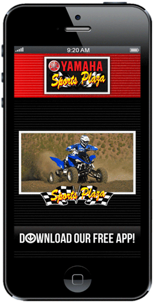 The Official Mobile App for Yamaha Sports Plaza