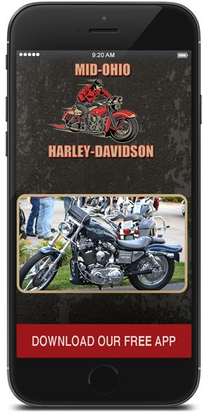 The Official Mobile App for Mid-Ohio Harley-Davidson