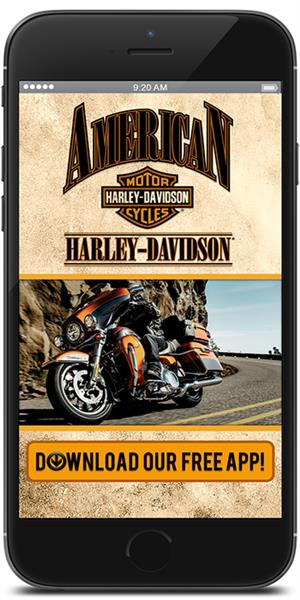 The Official Mobile App for American Harley-Davidson