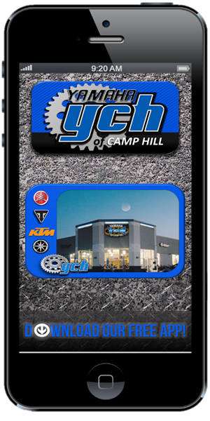 The Official Mobile App for Yamaha of Camp Hill