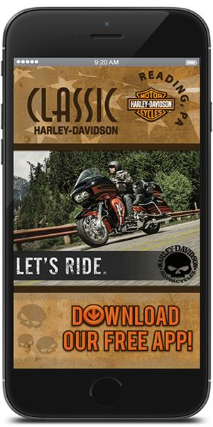 The Official Mobile App for Classic Harley-Davidson