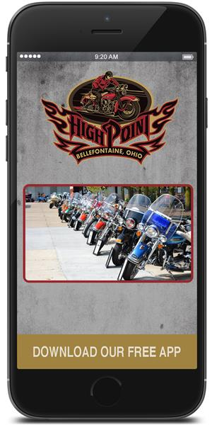 The Official Mobile App for High Point Harley-Davidson