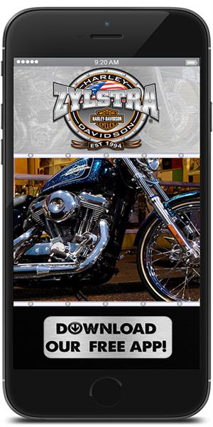 The Official Mobile App for Zylstra Harley-Davidson