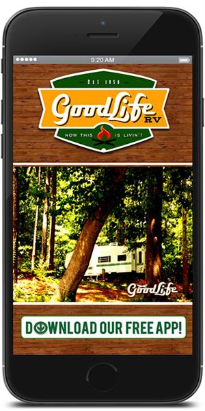 The Official Mobile App for Good Life RV