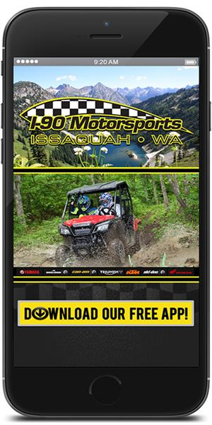 The Official Mobile App for I-90 Motorsports