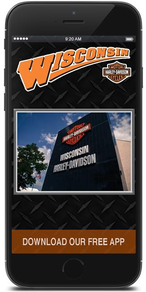 The Official Mobile App for Wisconsin Harley-Davidson