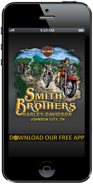 The Official Mobile App for Smith Brothers Harley-Davidson