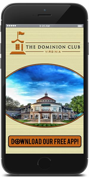 The Official Mobile App for The Dominion Club
