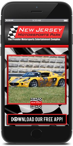 The Official Mobile Application for New Jersey Motorsports Park