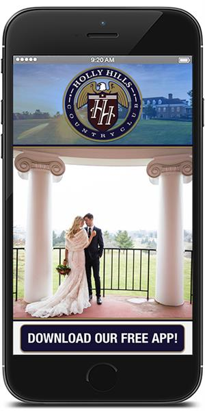 The Official Mobile App for Holly Hills Country Club