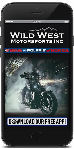The Official Mobile App for Wild West Motorsports