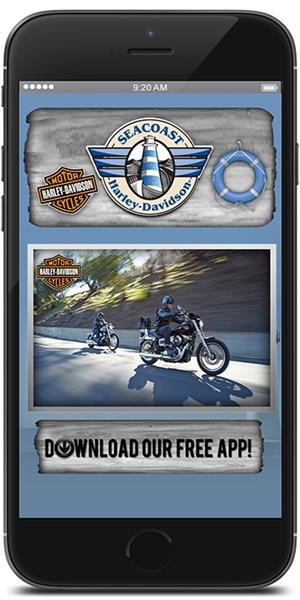 The Official Mobile App for Seacoast Harley-Davidson