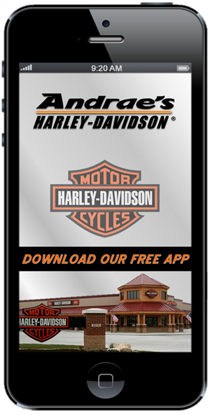 The Official Mobile App for Andrae's Harley-Davidson