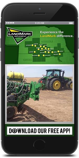 The Official Mobile App for LandMark Implement