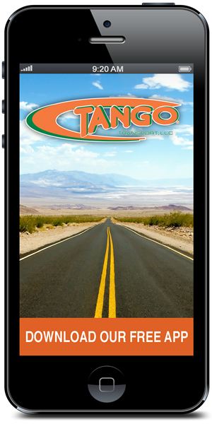 The Official Mobile App for Tango Transport, LLC