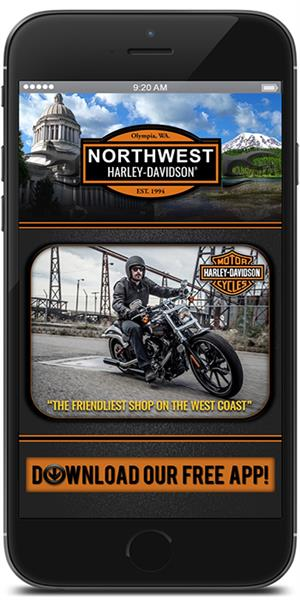 The Official Mobile App for Northwest Harley-Davidson
