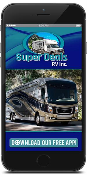 The Official Mobile App for Super Deals RV