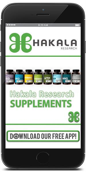 Stay in touch with Hakala Research using their mobile application available for both Apple and Android
