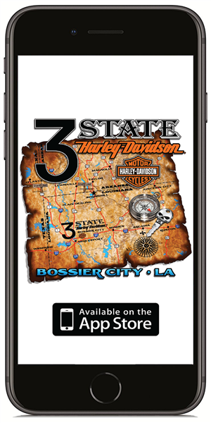 The Official Mobile App for 3 State Harley-Davidson