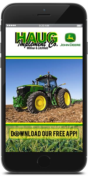 The Official Mobile App for Haug Implement Co.