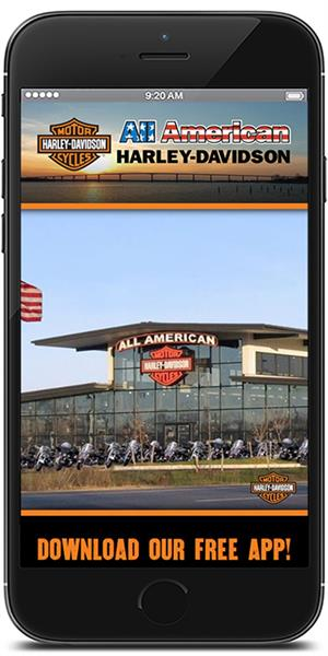 The Official Mobile App for All American Harley-Davidson