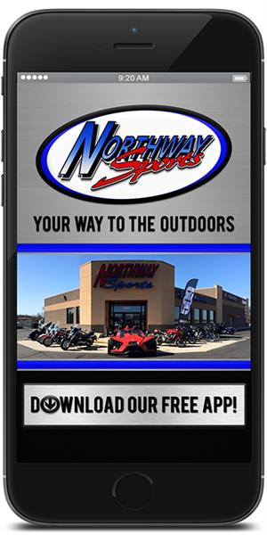 Stay in touch with Northway Sports using their mobile application available for both Apple and Android