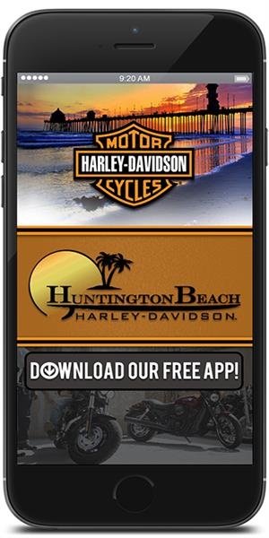 The Official Mobile App for Huntington Beach Harley-Davidson