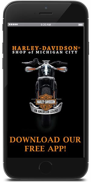 The Official Mobile App for Harley-Davidson of Michigan City