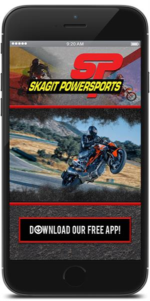 The Official Mobile App for Skagit Powersports