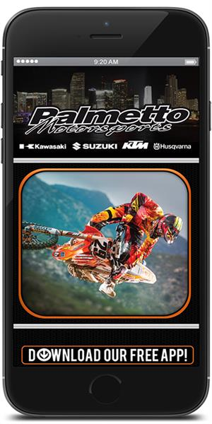 The Official Mobile App for Palmetto Motorsports