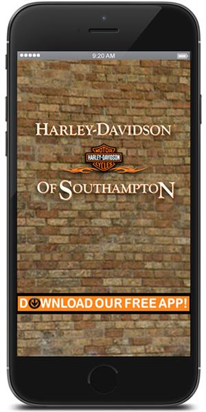 The Official Mobile App for Harley-Davidson of Southampton
