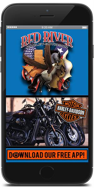 The Official Mobile App for Red River Harley-Davidson
