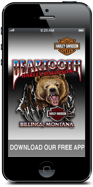 The Official Mobile App for Beartooth Harley-Davidson