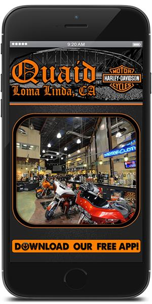 The Official Mobile App for Quaid Harley-Davidson