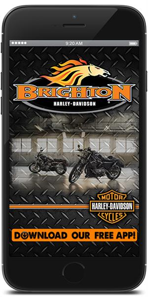 The Official Mobile App for Brighton Harley-Davidson