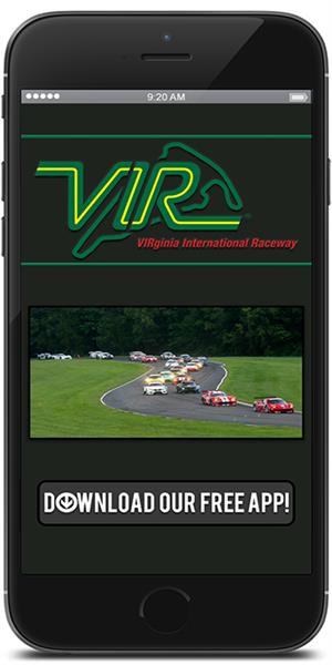 The Official Mobile Application for Virginia International Raceway