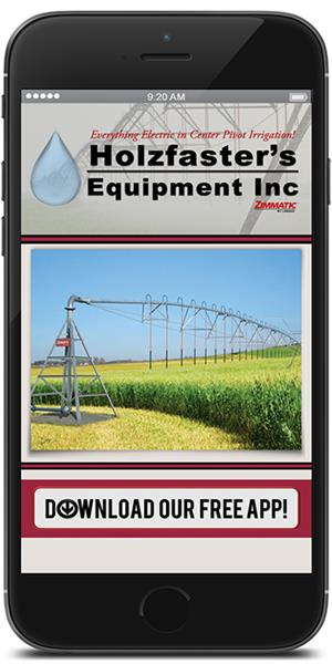 Download the Holzfaster's Equipment mobile application in the iTunes or Google Play store today