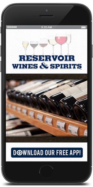 The Official Mobile App for Reservoir Wines & Spirits