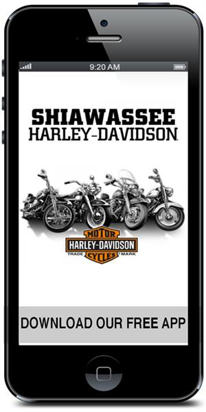 Go mobile with Shiawassee Sports Center by visiting the iTunes or Google Play store and downloading our mobile application