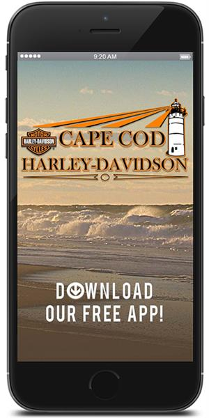 The Official Mobile App for Cape Cod Harley-Davidson